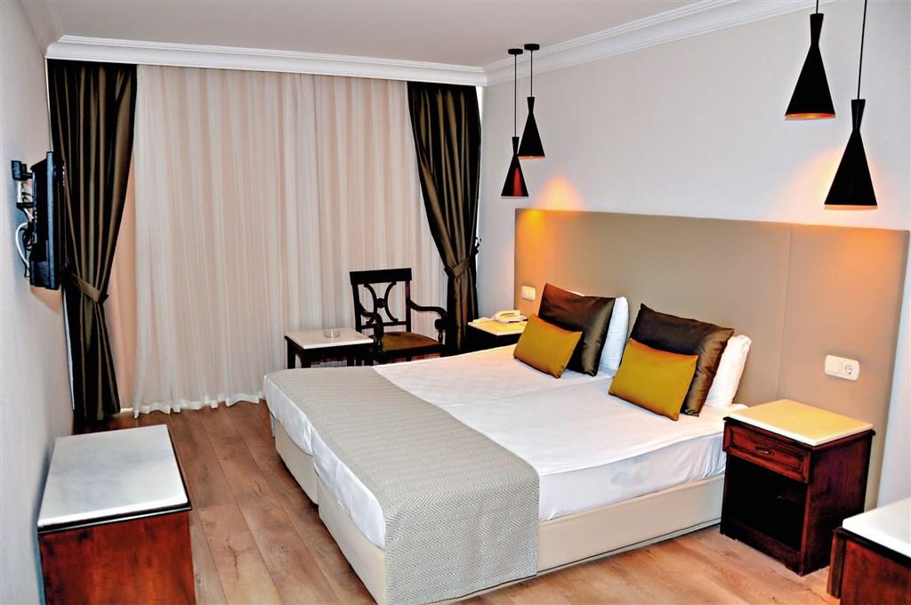 Hotel Gloria Palace - 6 Popup navigation
